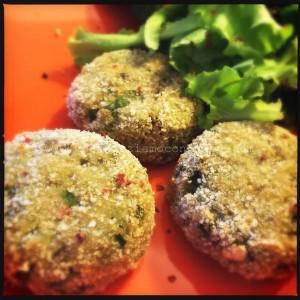 Polpette di Asparagi e Okara di Nocciole Vegan per Bimby 25
