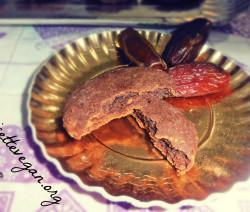 Biscotti ai Datteri Senza Zucchero 4