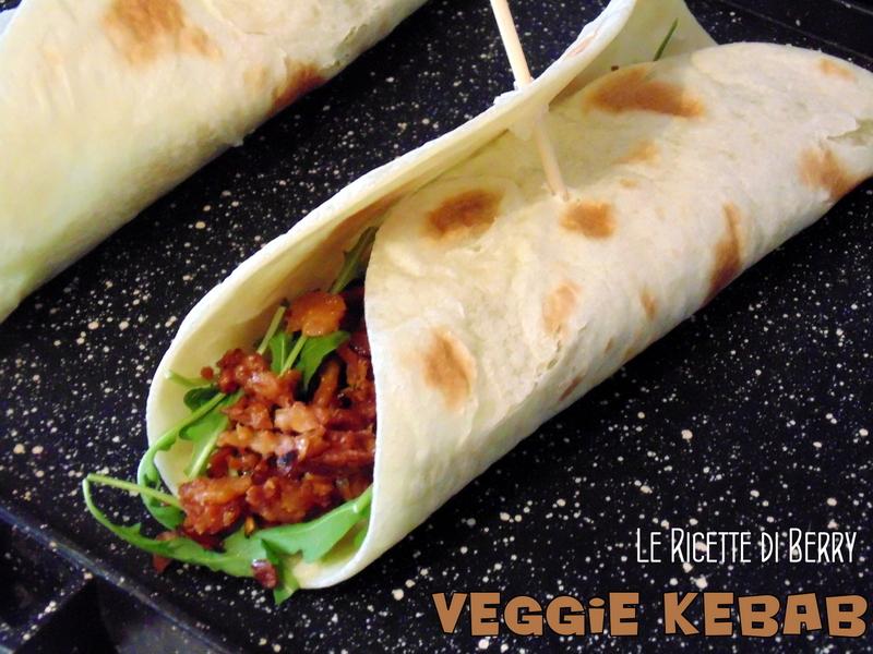 Veggie Kebab – Il Kebab Vegetariano 4