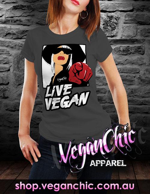 VeganChic ~ Live Vegan!http://shop.veganchic.com.au 13
