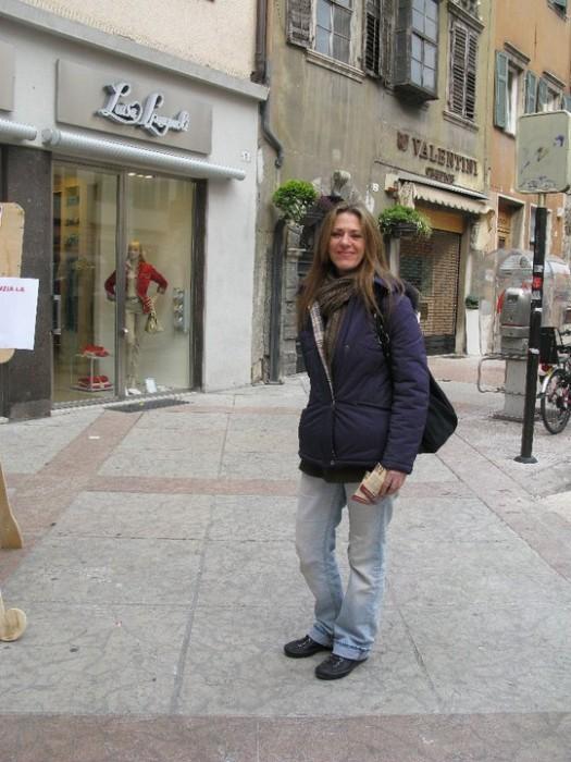 TRENTO - 12.03.2011 - TAVOLO INFORMATIVO SULLA VIVISEZIONE 159