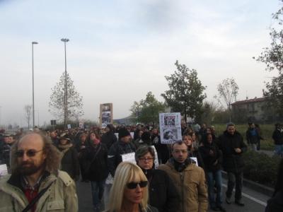 19.11.11- MANIFESTAZIONE CONTRO IL LAGER 85