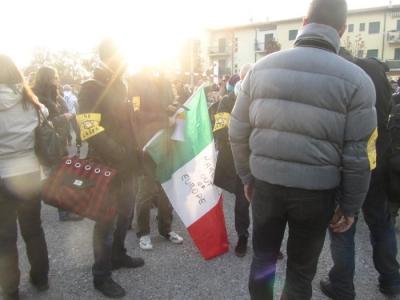 19.11.11- MANIFESTAZIONE CONTRO IL LAGER 88