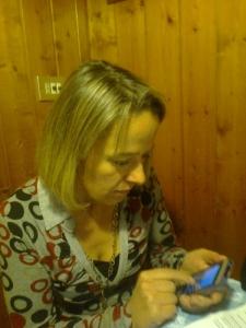 25.05.2012 - CENA VEGAN E CAMPAGNA CONTRO LA VIVISEZIONE 15