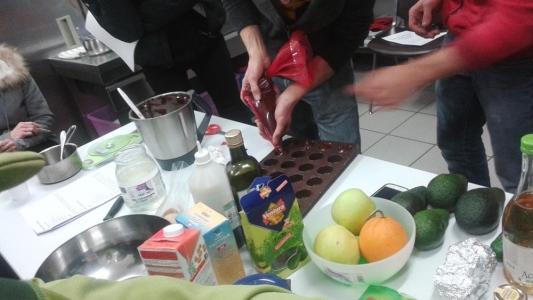06.02.2015 - Corso di Pasticceria Vegana Tassullo seconda serata 8