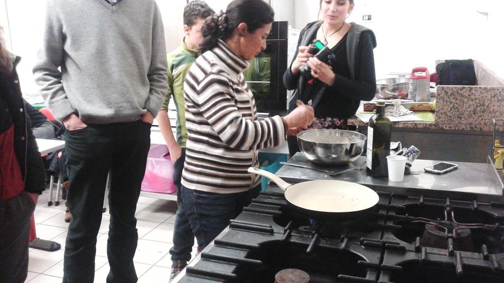 06.02.2015 - Corso di Pasticceria Vegana Tassullo seconda serata 64