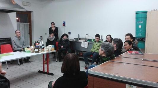 06.02.2015 - Corso di Pasticceria Vegana Tassullo seconda serata 3