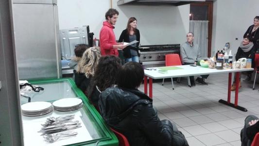06.02.2015 - Corso di Pasticceria Vegana Tassullo seconda serata 5