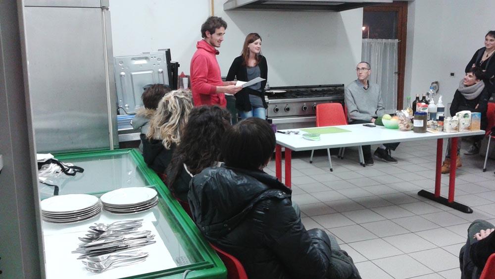 06.02.2015 - Corso di Pasticceria Vegana Tassullo seconda serata 55