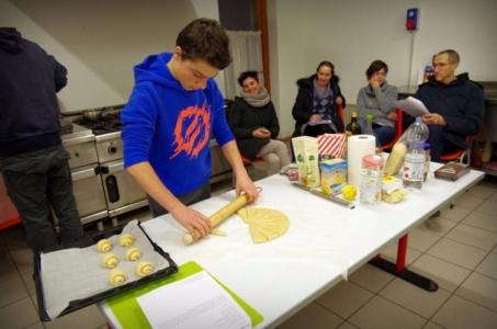 13.02.2015 - Corso di Pasticceria Vegana Tassullo terza serata 24