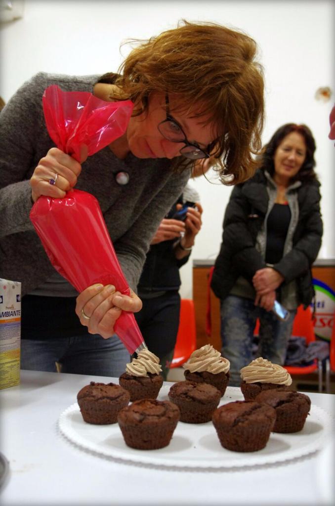 13.02.2015 - Corso di Pasticceria Vegana Tassullo terza serata 72