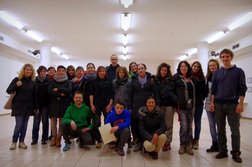 13.02.2015 - Corso di Pasticceria Vegana Tassullo terza serata 76