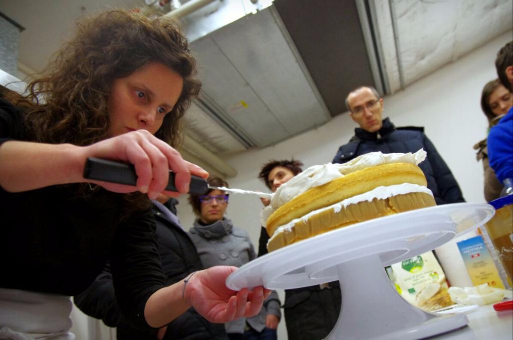 13.02.2015 - Corso di Pasticceria Vegana Tassullo terza serata 43