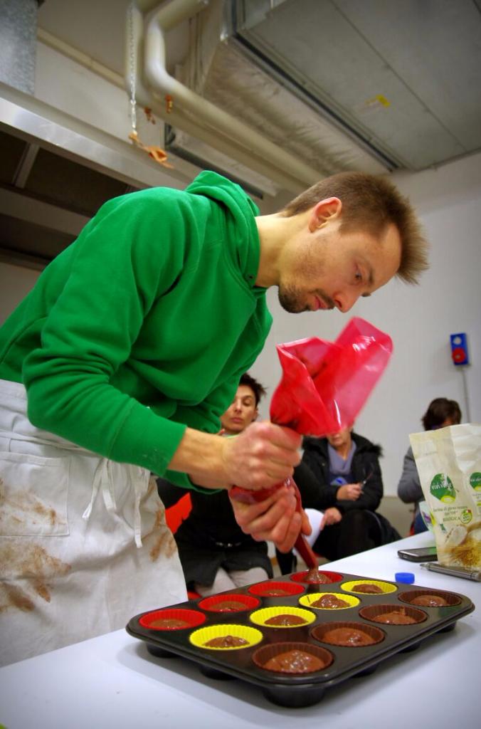 13.02.2015 - Corso di Pasticceria Vegana Tassullo terza serata 51
