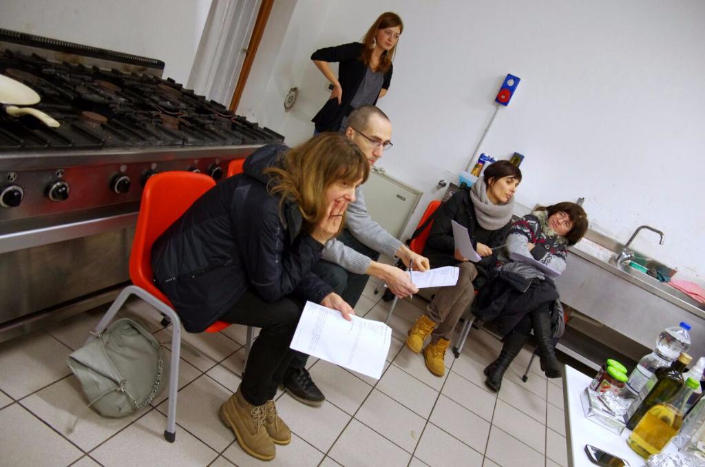 06.02.2015 - Corso di Pasticceria Vegana Tassullo seconda serata 73
