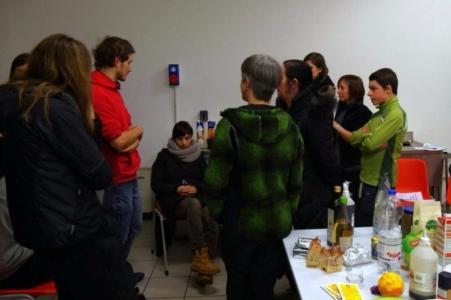 06.02.2015 - Corso di Pasticceria Vegana Tassullo seconda serata 28