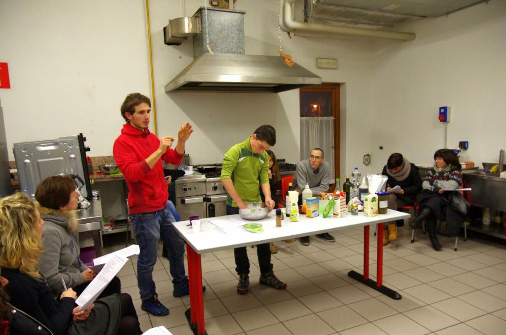 06.02.2015 - Corso di Pasticceria Vegana Tassullo seconda serata 85