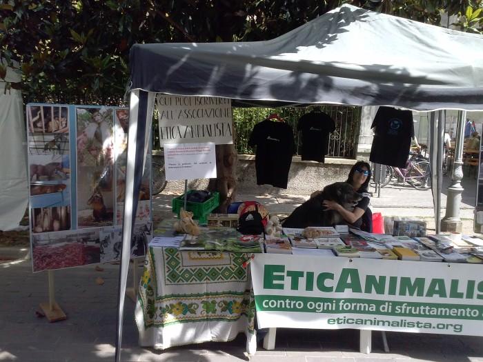 01.06.2014 TAVOLO INFORMATIVO - ARCO TN ALLA FESTA VEG DEGLI ANIMALI 89