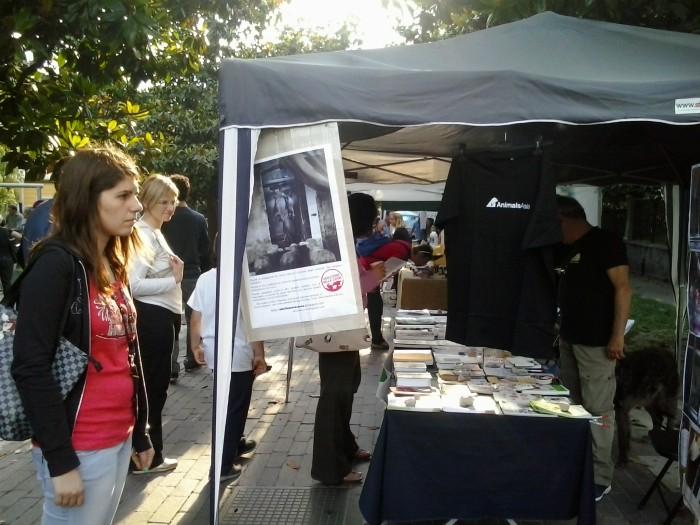 01.06.2014 TAVOLO INFORMATIVO - ARCO TN ALLA FESTA VEG DEGLI ANIMALI 96