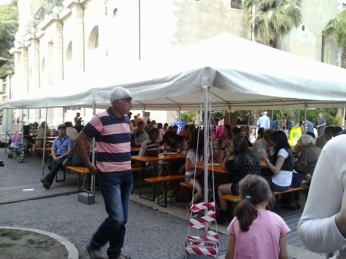 01.06.2014 TAVOLO INFORMATIVO - ARCO TN ALLA FESTA VEG DEGLI ANIMALI 102