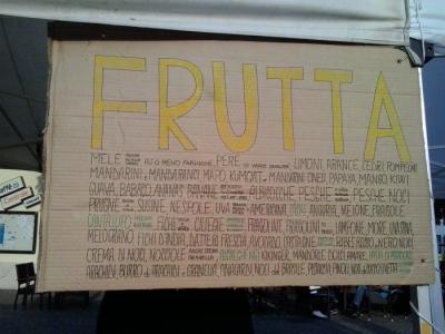 01.06.2014 TAVOLO INFORMATIVO - ARCO TN ALLA FESTA VEG DEGLI ANIMALI 1