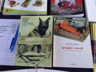 01.06.2014 TAVOLO INFORMATIVO - ARCO TN ALLA FESTA VEG DEGLI ANIMALI 4