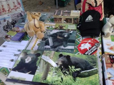 01.06.2014 TAVOLO INFORMATIVO - ARCO TN ALLA FESTA VEG DEGLI ANIMALI 12