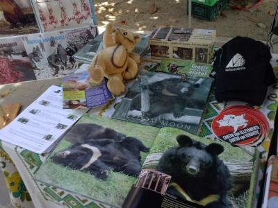 01.06.2014 TAVOLO INFORMATIVO - ARCO TN ALLA FESTA VEG DEGLI ANIMALI 15