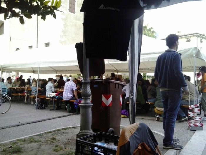 01.06.2014 TAVOLO INFORMATIVO - ARCO TN ALLA FESTA VEG DEGLI ANIMALI 69
