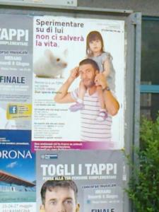 25.05.2012 - CENA VEGAN E CAMPAGNA CONTRO LA VIVISEZIONE 3