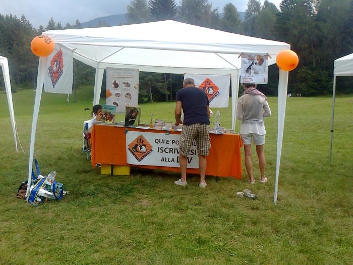29.07.2012 - FESTA DELLE ASSOCIAZIONI - 7 LARICI - COREDO TN 95