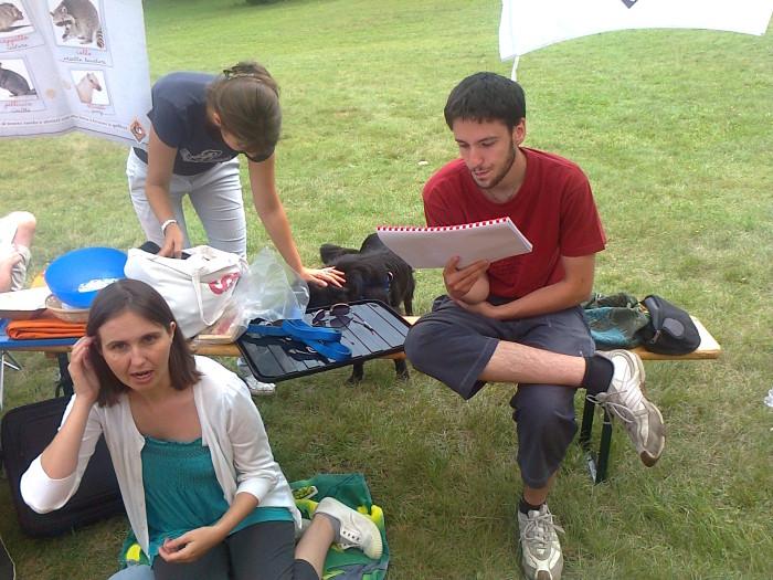 29.07.2012 - FESTA DELLE ASSOCIAZIONI - 7 LARICI - COREDO TN 97