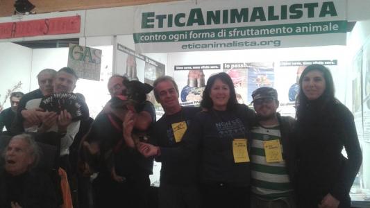 Etica Animalista a Fa la cosa giusta 2015 12