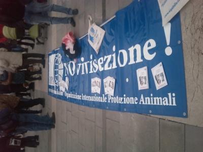 MANIFESTAZIONE CONTRO LA VIVISEZIONE - MILANO 5 marzo 2011 61