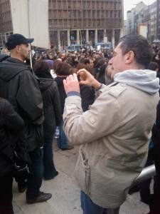 MANIFESTAZIONE CONTRO LA VIVISEZIONE - MILANO 5 marzo 2011 76
