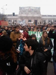 MANIFESTAZIONE CONTRO LA VIVISEZIONE - MILANO 5 marzo 2011 82