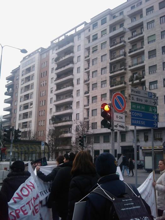 MANIFESTAZIONE CONTRO LA VIVISEZIONE - MILANO 5 marzo 2011 193