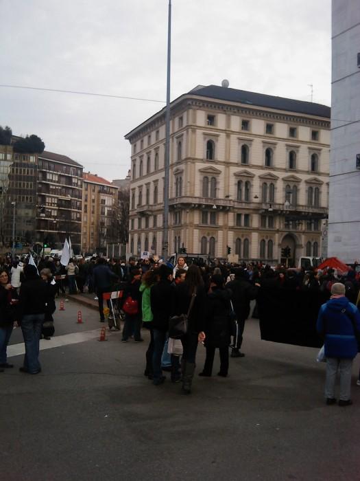 MANIFESTAZIONE CONTRO LA VIVISEZIONE - MILANO 5 marzo 2011 202