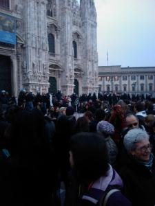 MANIFESTAZIONE CONTRO LA VIVISEZIONE - MILANO 5 marzo 2011 2