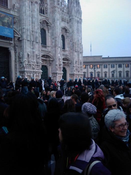 MANIFESTAZIONE CONTRO LA VIVISEZIONE - MILANO 5 marzo 2011 106