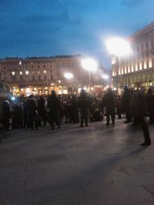 MANIFESTAZIONE CONTRO LA VIVISEZIONE - MILANO 5 marzo 2011 4