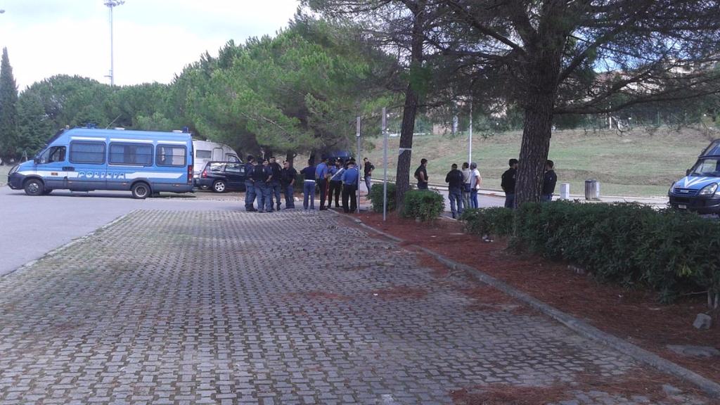 Manifestazione contro il Palio di Siena - 16.08.2015 72