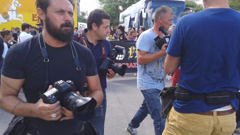 Manifestazione contro il Palio di Siena - 16.08.2015 75