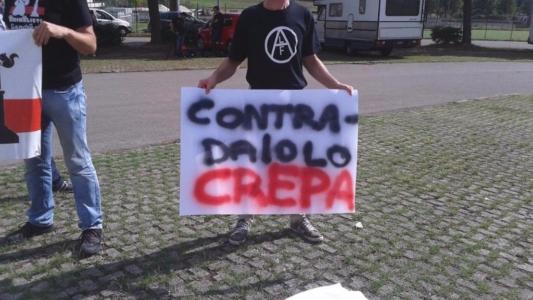Manifestazione contro il Palio di Siena - 16.08.2015 8