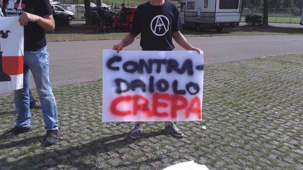 Manifestazione contro il Palio di Siena - 16.08.2015 50