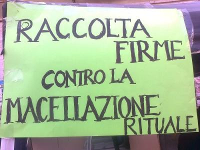 TAVOLO INFORMATIVO SULLA STRAGE PASQUALE DI AGNELLI E CAPRETTI - 24.03.2012 45