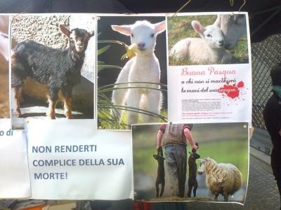 TAVOLO INFORMATIVO SULLA STRAGE PASQUALE DI AGNELLI E CAPRETTI - 24.03.2012 6