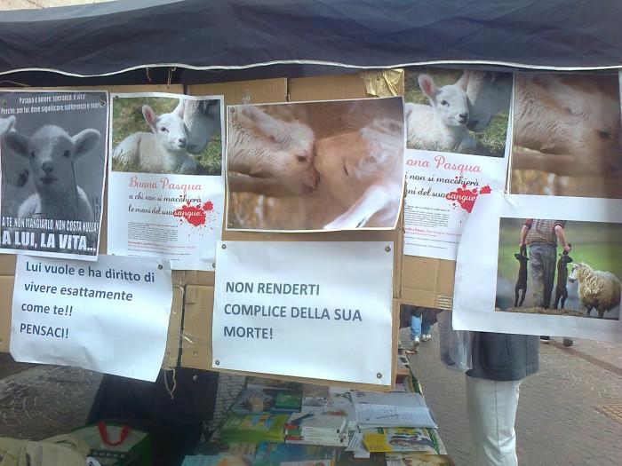 TAVOLO INFORMATIVO SULLA STRAGE PASQUALE DI AGNELLI E CAPRETTI - 24.03.2012 85