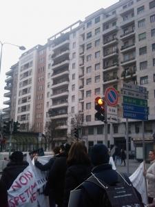 MANIFESTAZIONE CONTRO LA VIVISEZIONE - MILANO 5 marzo 2011 16