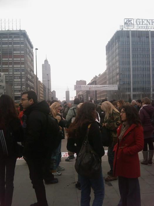MANIFESTAZIONE CONTRO LA VIVISEZIONE - MILANO 5 marzo 2011 132